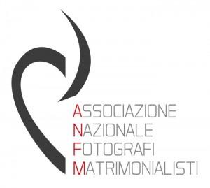 Logo Associazione Naz. Fotografi Matrimonialisti