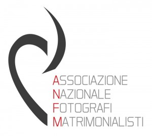 Logo Associazione Naz. Fotografi Matrimonialisti - Wedding photographer