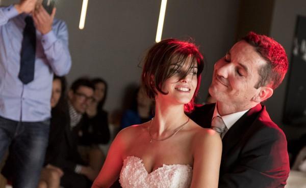 Foto del matrimonio di Mariangela e Andrea a Morbegno con foto presso il Palazzo Malacrida