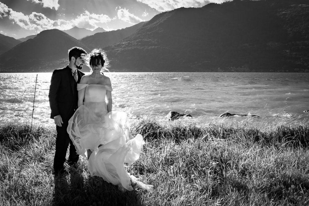 Matrimonio sul Lago di Como presso la Cascina Borgofrancone