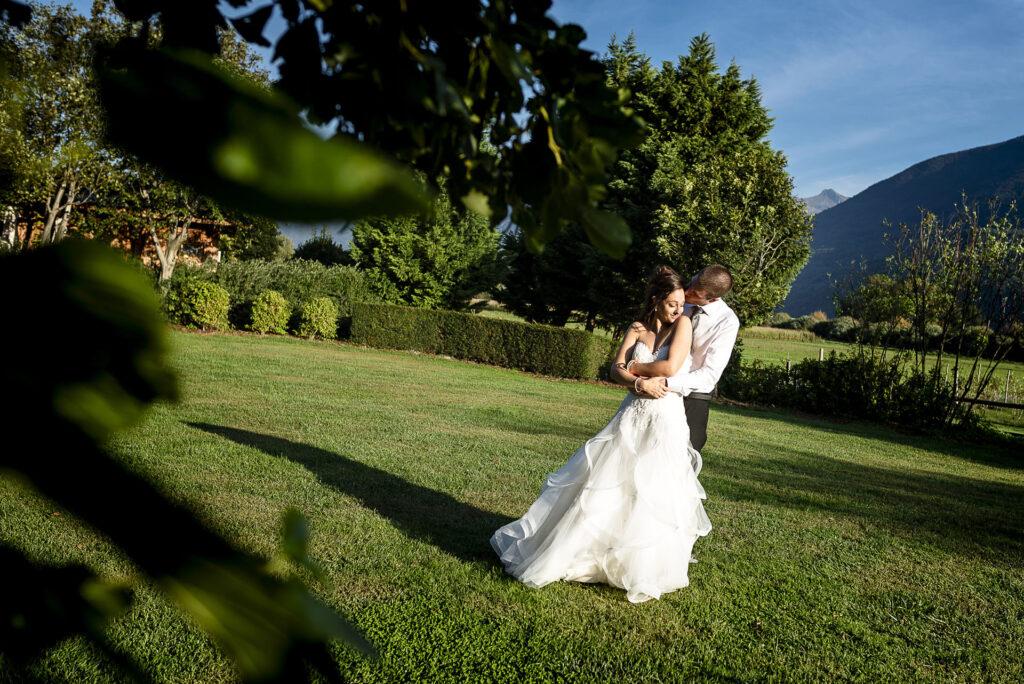 Matrimonio a Mazzo di Valtellina