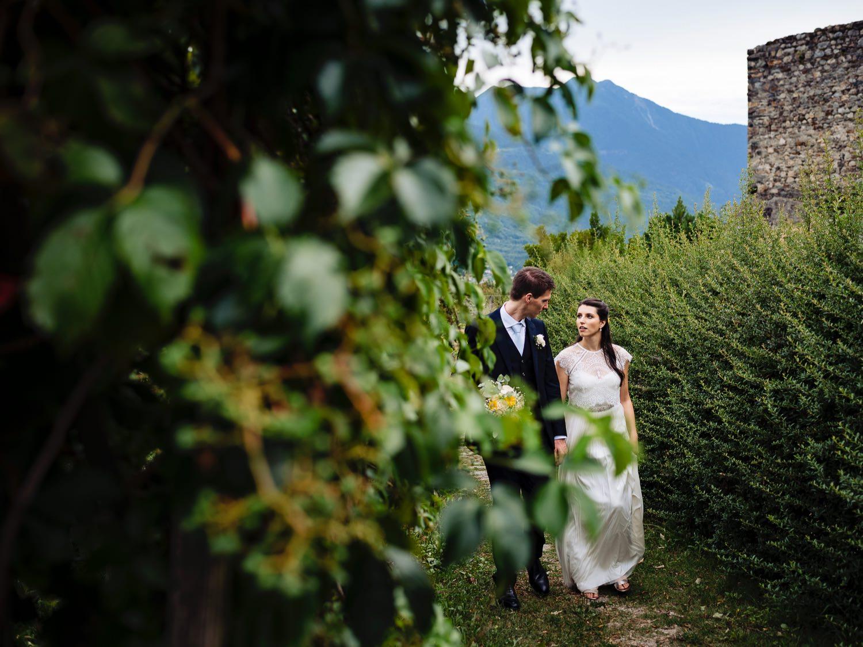 Matrimonio al Castel Grumello - Sondrio