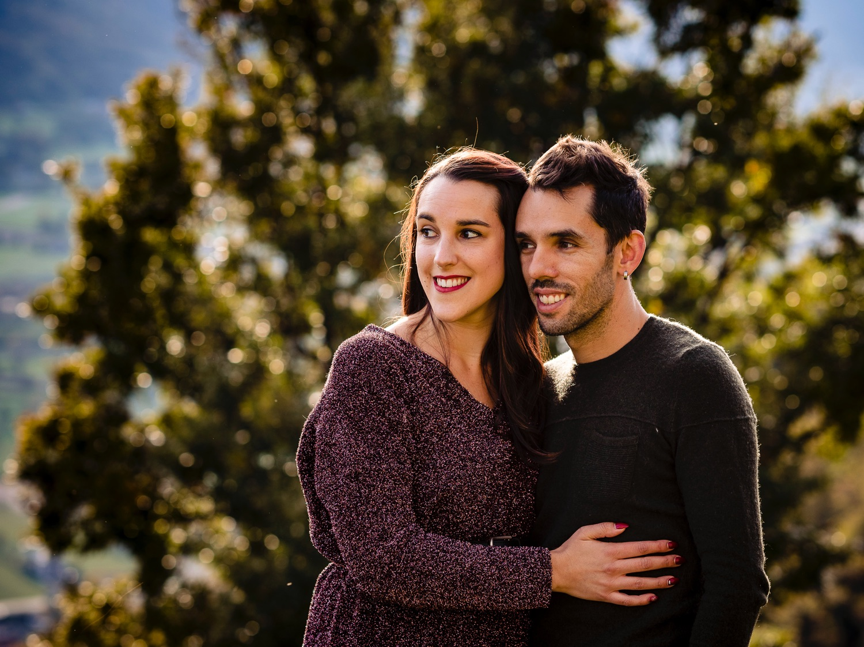 Engagement shooting al Castello di Domofole | Elisa e Antonio