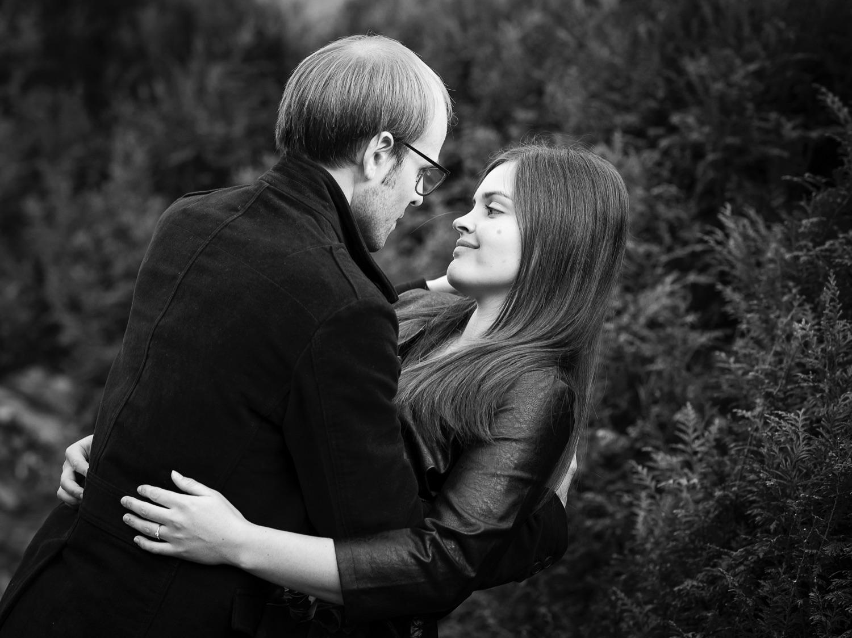Engagement shooting – Como Lake