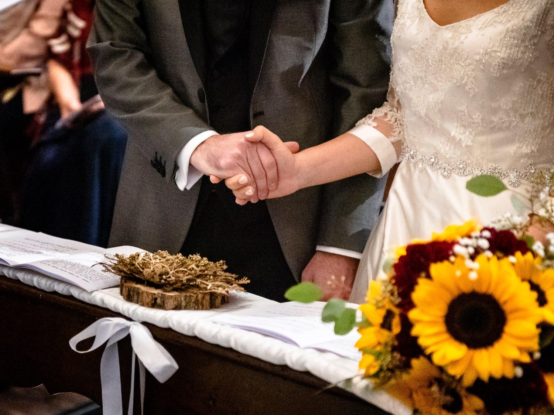 Matrimonio all'Abbazia di Vallate
