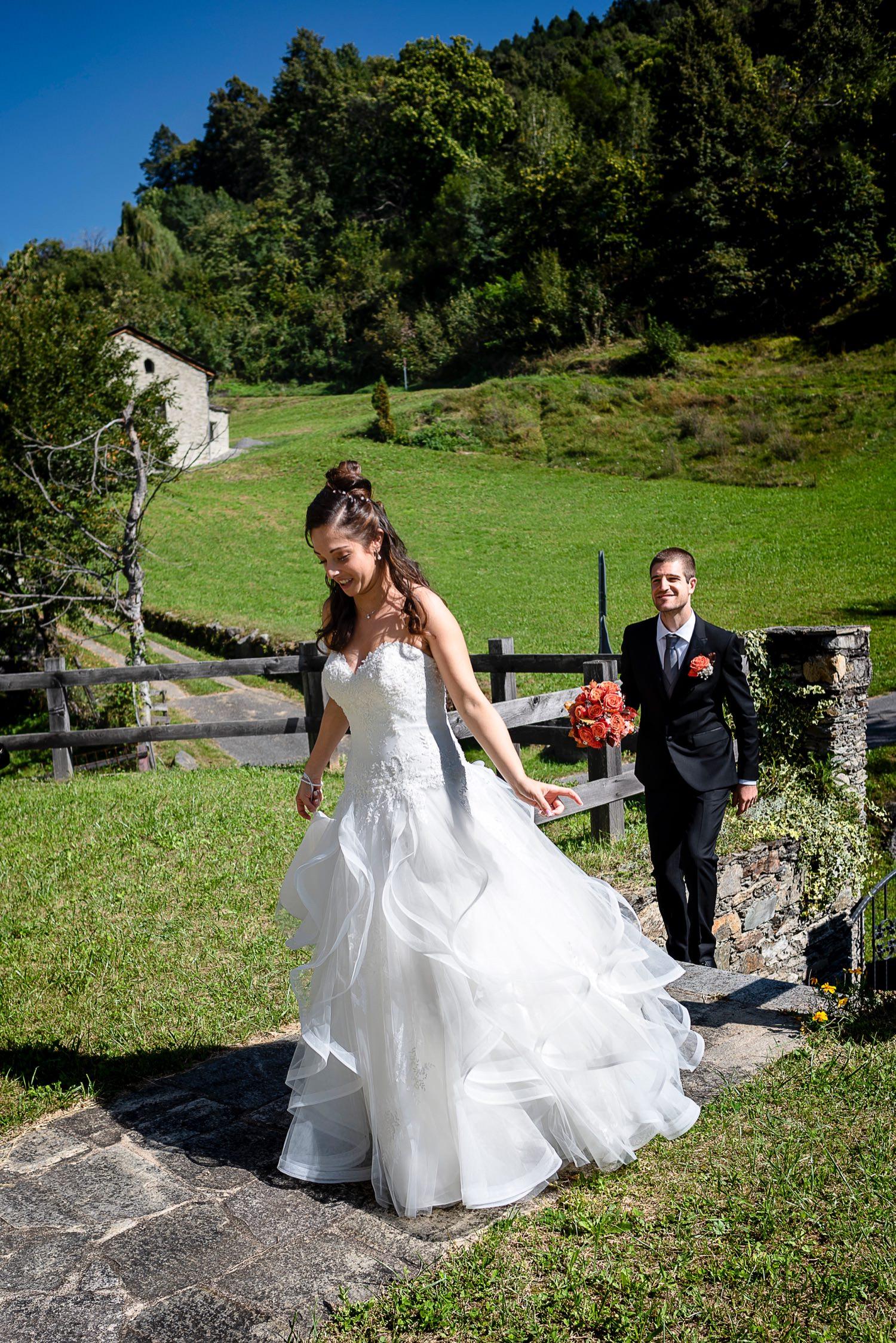 Matrimonio all'Agriturismo La Fiorida