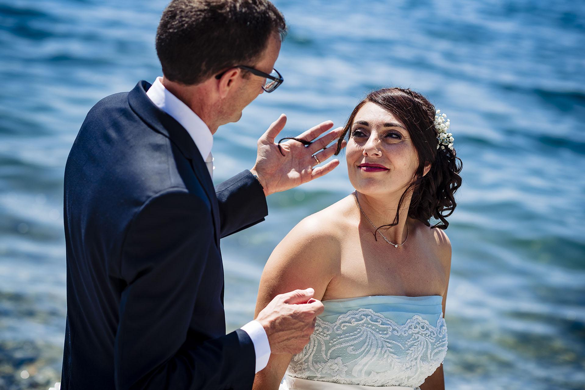 Matrimonio a Villa Camilla - Domaso